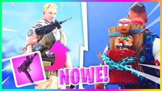 NEW WEAPONS COMING SOON! FREE SKINS UNCOVERED.. (LEAKERS)-Fortnite Battle Royale
