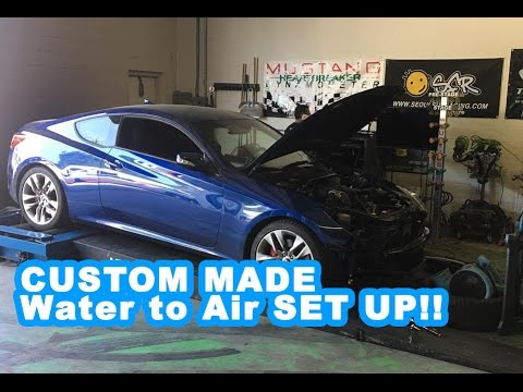 finally tuning supercharged bk2 3 8 genesis coupe youtube. Black Bedroom Furniture Sets. Home Design Ideas