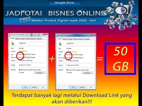 Review Produk 50GB PERCUMA / FREE / GRATIS