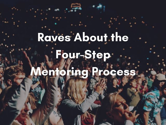 Mentoring - The Four Steps