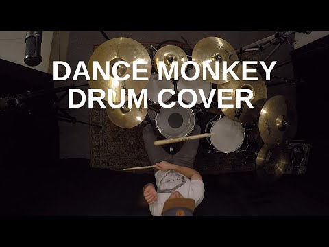 TONES AND I - Dance Monkey Drum Cover by Andy Paul