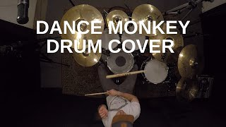 Download Mp3 Tones And I - Dance Monkey Drum Cover By Andy Paul