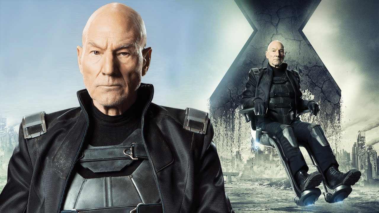 The image for Professor X