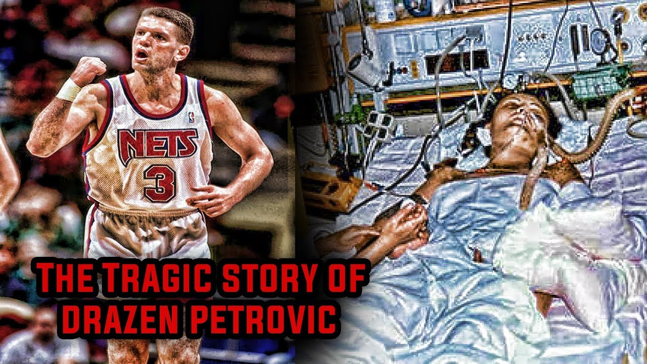 2b2a0e54480 The tragic Story of Drazen Petrovic (The First European NBA STAR ...