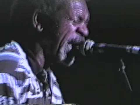 Cherry Red Wine  Living in the House of the Blues~Luther Allison @ Bunkers 1997
