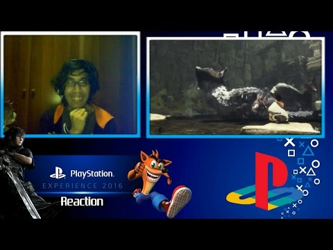 The Last Guardian - Playstation Experience 2016 - PSX 2016 Reaction!
