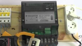 видео Как снять показания счетчика электроэнергии Меркурий 230: инструкция