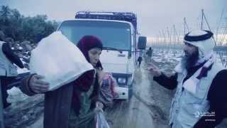 اللاجئين السوريين - حملة الشتاء