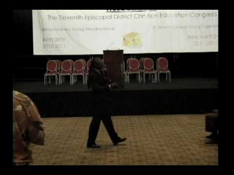 """Reverend Dr. Mark """"Ogunwale"""" Lomax, Preaching with Integrity Part 2"""