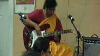Neyveli LakshmiJagadish, Indian classical music on Guitar