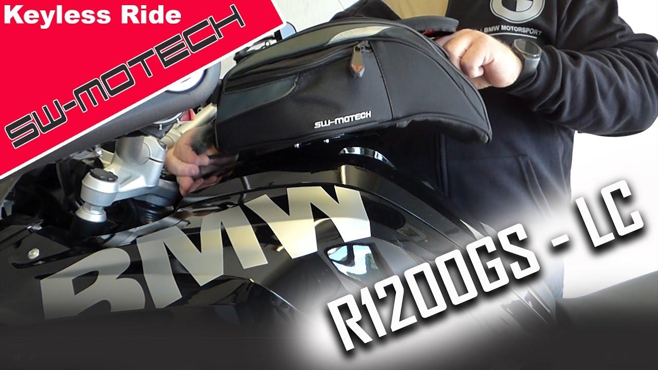 SW-Motech ION one Motorrad Tankrucksack Set BMW R 1200 GS LC Adventure NEU!