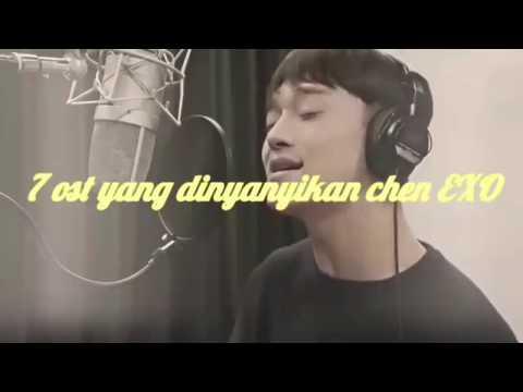 7 Ost Yang Dinyanyikan Chen EXO