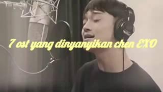 Gambar cover 7 ost yang dinyanyikan chen EXO