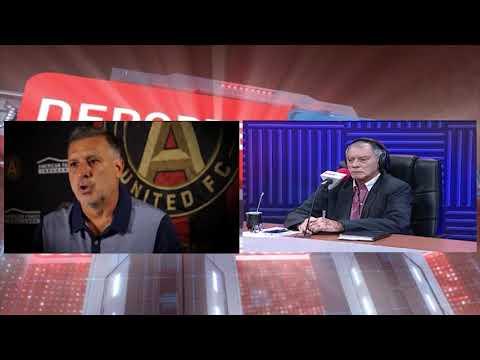 "Gerardo ""Tata"" Martino en comunicación con Deportes UNO 650"
