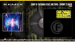 Zany Ft Tatanka And Mc DV8 Front 2 Back (HERDBEATZ REMIX )(free download 100 suscriptores)