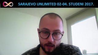 Sarajevo Unlimited 2017 - Senad Alibegović,  Networks INT, Sarajevo