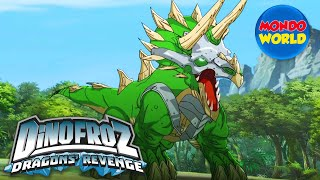 Dinofroz 2 Dragons' Revenge ep. 16 Acquisition: Triceratops