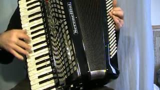 DOMINO valse accordéon - accordion waltz