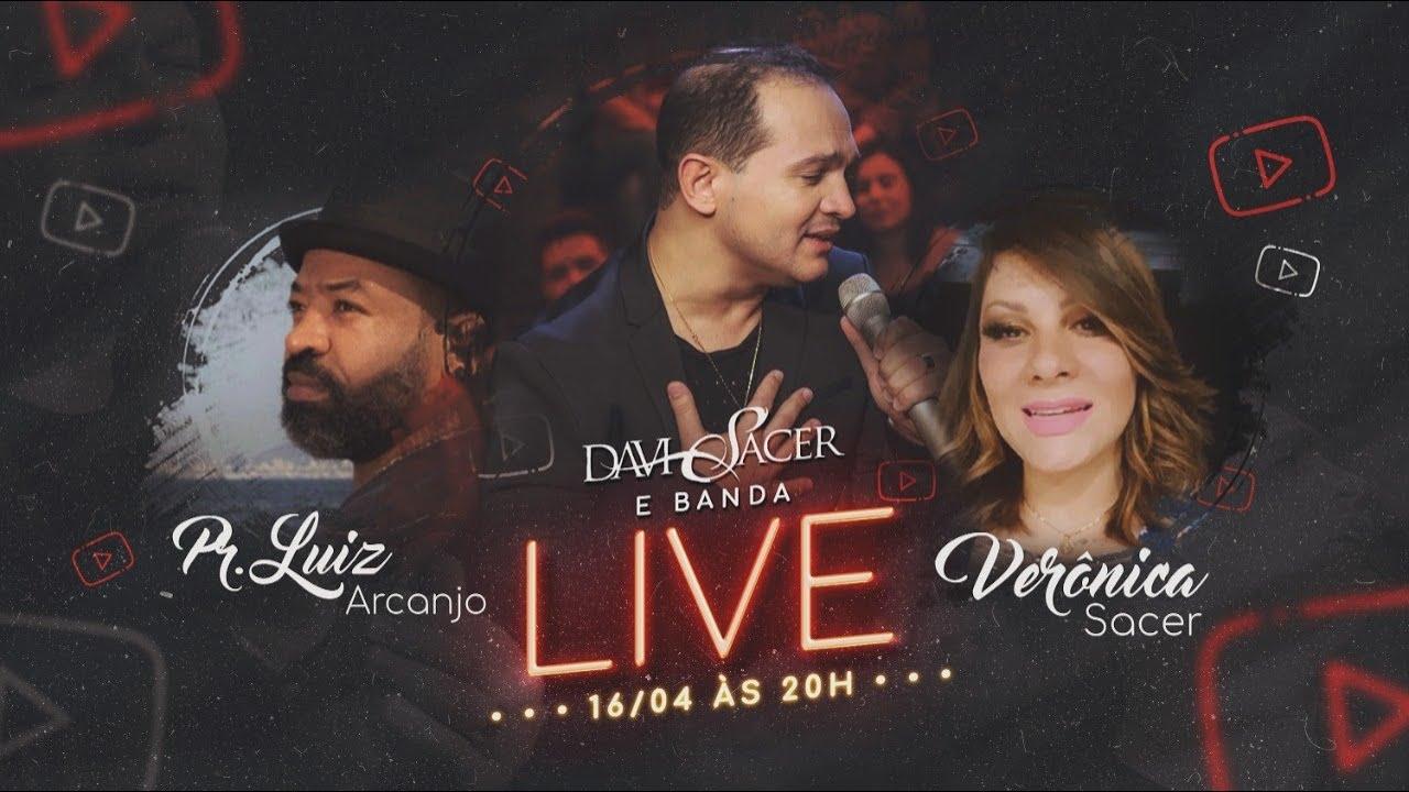 ? Live | Davi Sacer e Banda com Verônica Sacer e Luiz Arcanjo
