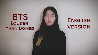 Gambar cover [ENGLISH VER.] BTS (방탄소년단) - Louder than Bombs Vocal Cover 커버
