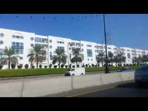 Beauty of Muscat Roads