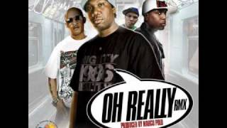 BUCKSHOT &  KRS ONE ft Talib Kweli & Geologic - Oh Really (Remix) (prod Marco Polo)