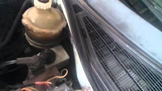 Renault clio 1.4 moteur energy 1991 Carbu Double Corps