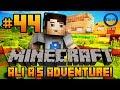 "Minecraft - Ali-A's Adventure #44! - ""I'M COMING HOME!"""