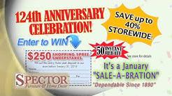 Spector Furniture 124th Anniversary Celebration