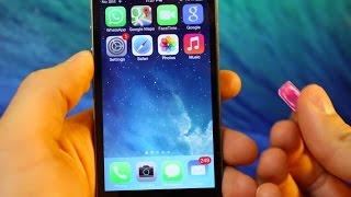 Como Liberar Un Iphone - Todas las versiones 5s, 5c, 5, 4s, 4, 6, 3Gs...
