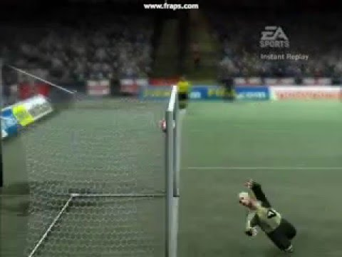 Goal Of The Month - Dec 06 Philippe Senderos