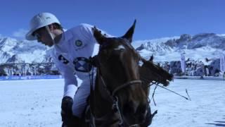 Vidéo Drone BMW Snow Polo Masters Tour Courchevel 2014