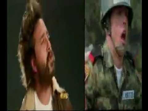 la incondicional video oficial heroes