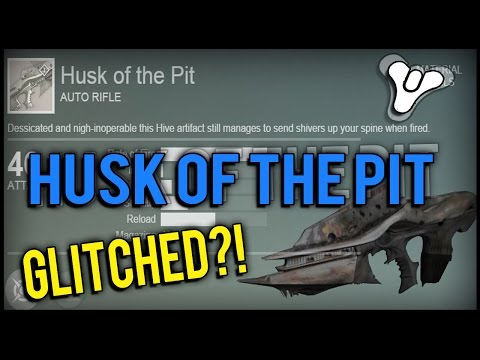 Destiny how to get the husk of the pit best amp easies doovi