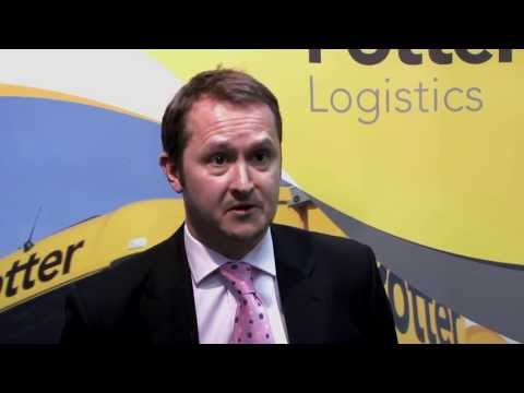 Mathew Lamb (Potter Logistics) talking about Multimodal 2013