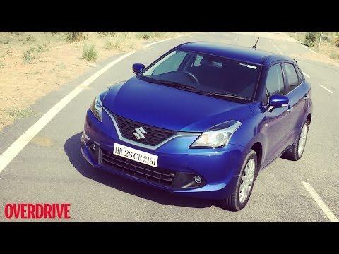 Maruti Suzuki Baleno - First Drive Review (India)