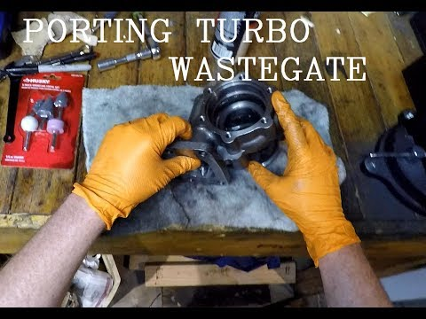 Porting MKTurbo Wastegate to Prevent Boost Creep