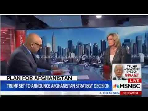 Rep  Tenney Discusses Afghanistan, President Trump on MSNBC