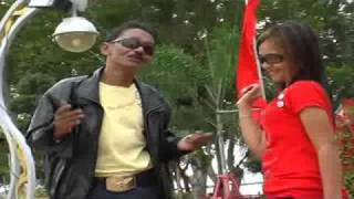 Adik Orang Comel - Mat Glamour & Adik Wanie