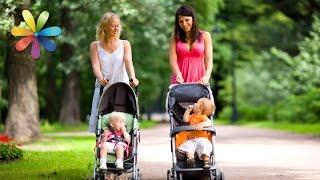 Как похудеть на 2 размера за месяц, гуляя с коляской – Все буде добре. Выпуск 812 от 19.05.16