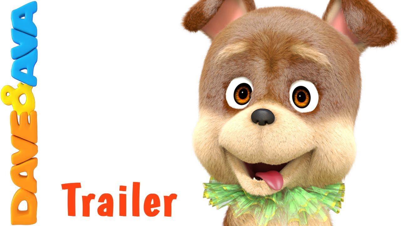 Bingo Dog Song Trailer Nursery Rhymes And Baby Songs