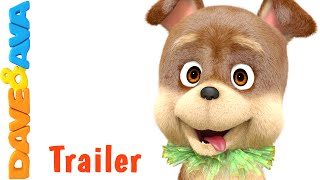 Bingo Dog Song - Trailer | Nursery Rhymes and Baby Songs from Dave and Ava