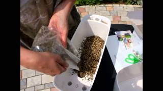 видео горшки lechuza