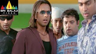 Happy days movie rahul with seniors at canteen scene | varun sandesh,tamannah | sri balaji video
