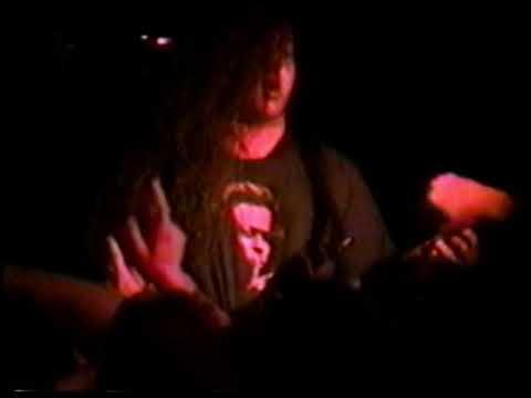 DEATH - BERKLEY CA 7/12/95 (camera angle 1)
