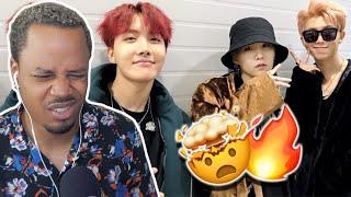 Baixar Reacting to BTS (방탄소년단) - UGH! | RAP LINE WENT TF AWUFF!