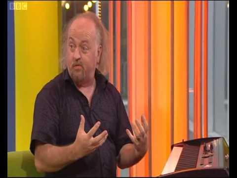 Bill Bailey adapts TV theme tunes