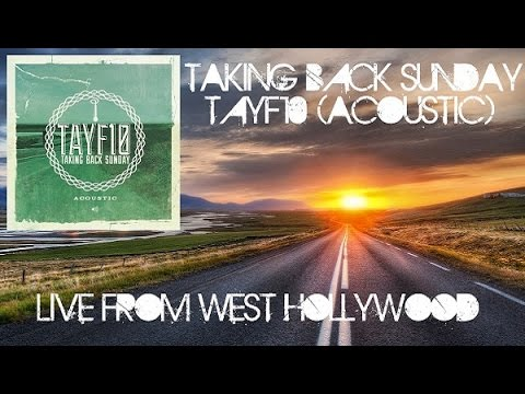 Taking Back Sunday – TAYF10 (Acoustic) [FULL ALBUM]