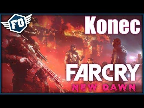 KONEC + HODNOCENÍ - Far Cry: New Dawn Finále thumbnail
