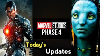 Today's 5 Updates DC | Marvel Comic Con | Hollywood in Tamil